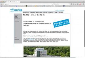 Fischle_Web_Start