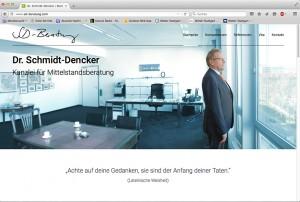 Schmidt-Denker_Web_Start