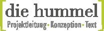 die-hummel.de – Ihr Büro für Werbetexte, Marketingkonzeption und Projektleitung in Stuttgart